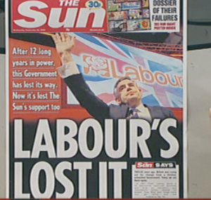 Labour lost it Sun