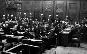Nuremberg trials defence