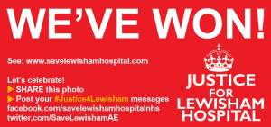 Save Lewisham