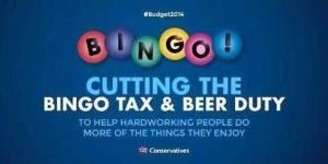 bingo and beer