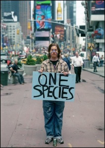 One species, divided by culture and media.