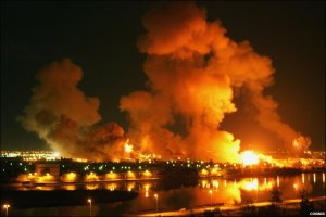 Shock and awe Iraq