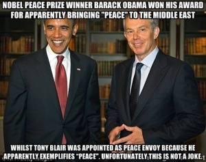Blair Obama