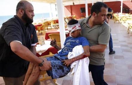 Harry fear Gaza
