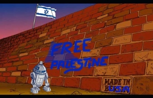 R2D2-free-Palestine