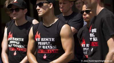 rescue people not banks