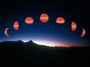 Coke-moon