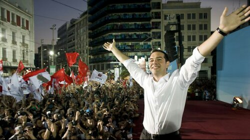 Syriza and the rise ofhope