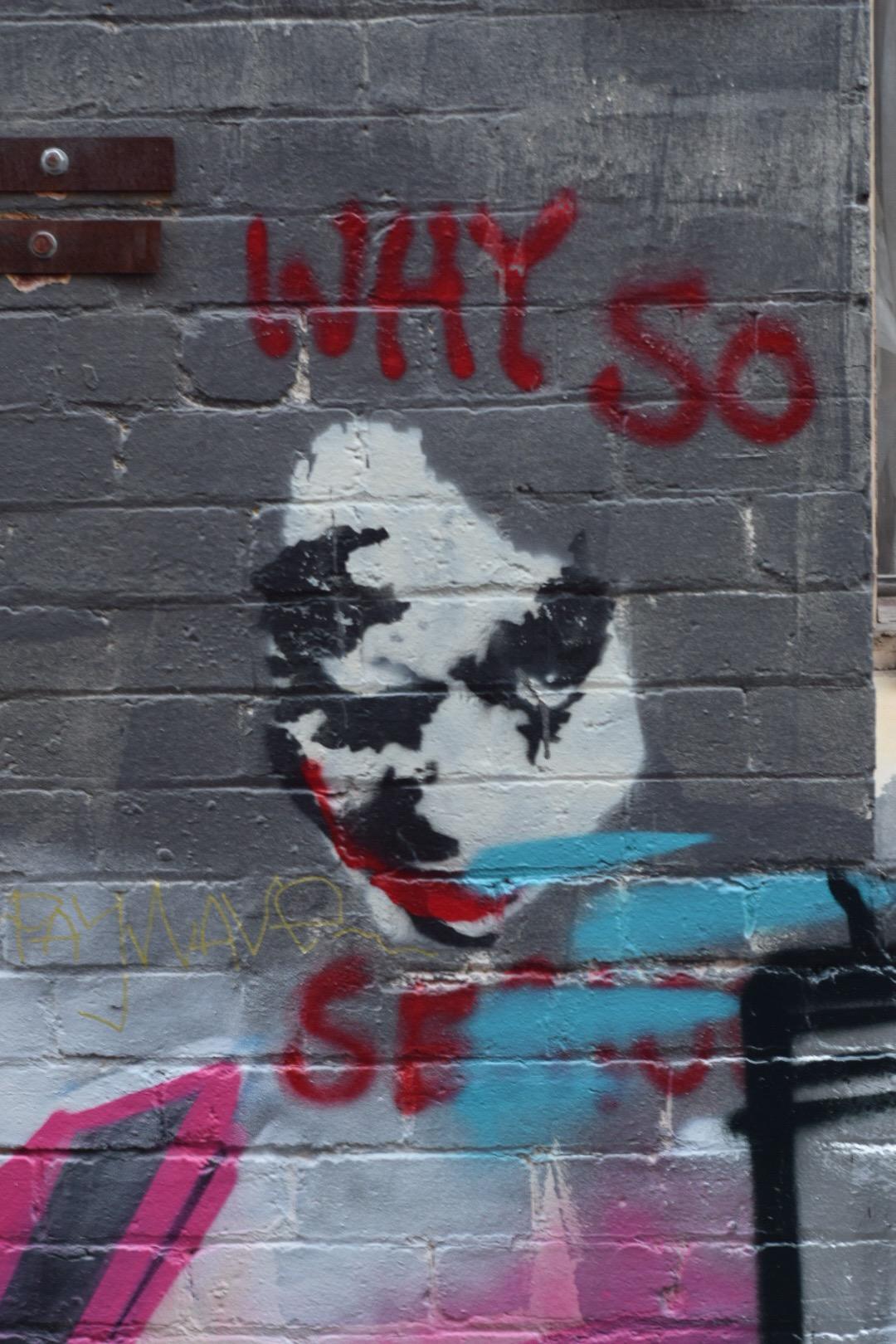 David Cameron, why soserious?